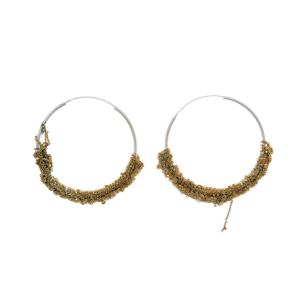 Circlet Hoops in Haze