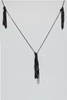 String Tassle Necklace