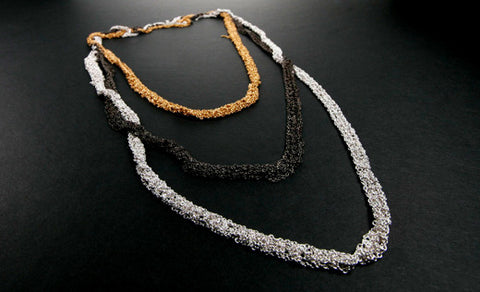 Six Strand Necklace