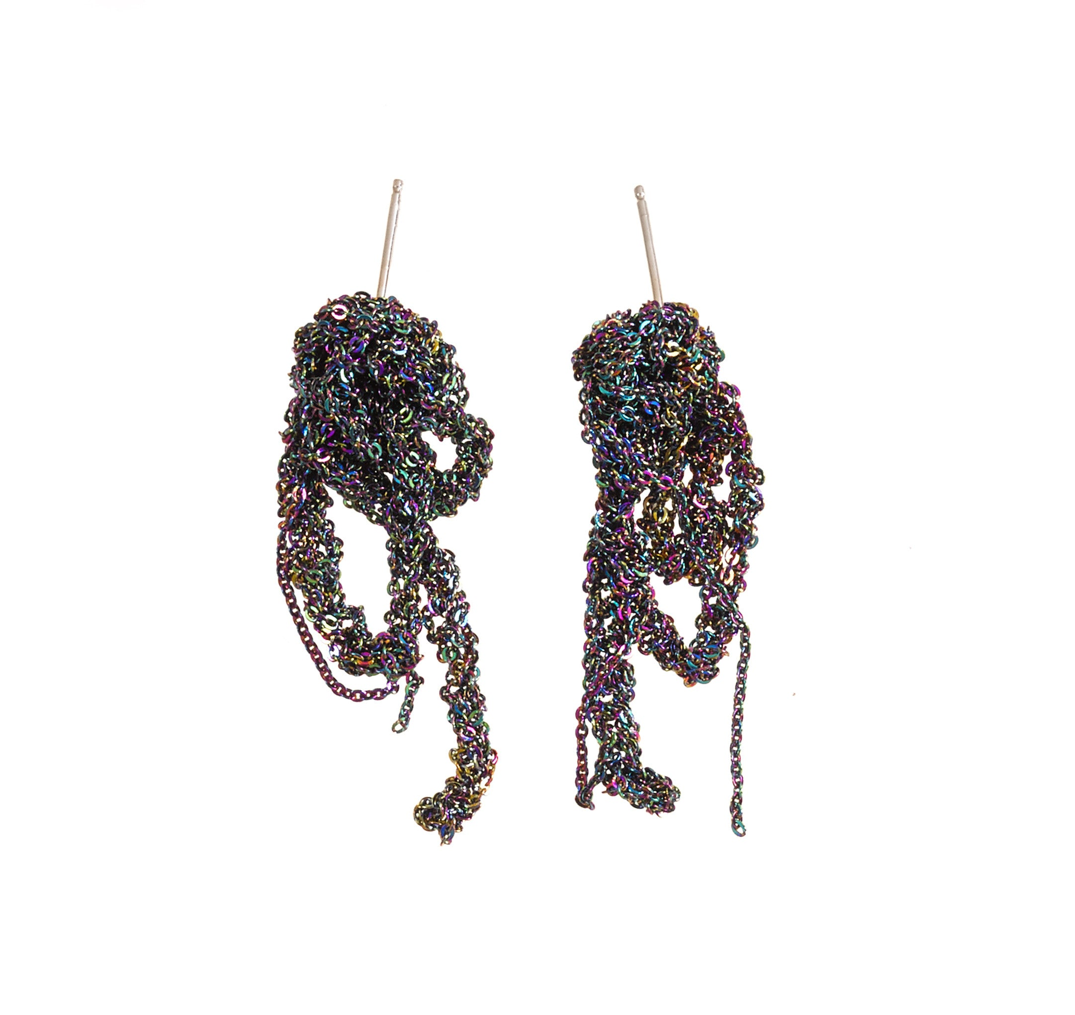 Drip Earrings in Spectrum
