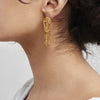 - Drip Earrings - Gold -