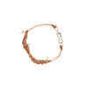 - Bare Chain Bracelet - Rose gold -