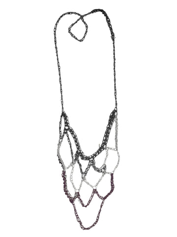 Web Necklace - AW14