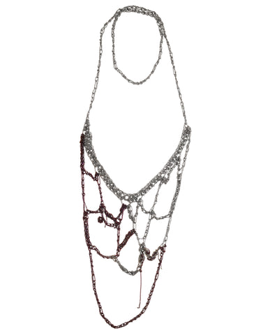 Web Necklace - SS15