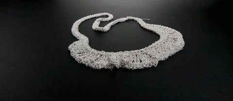 Ruffle Necklace