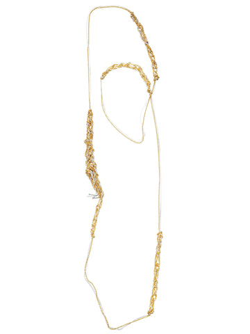 Spaced Bare Chain - AW14