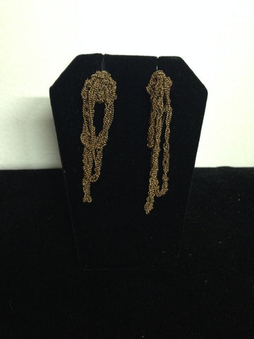 | Long Drip Earrings - Radiance |