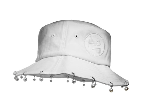 Beaded Bucket Hat