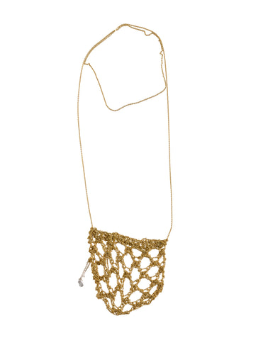- Netted Drop - Gold -