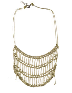 Frame Necklace in Haze