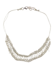 - Slink Necklace - Silver -