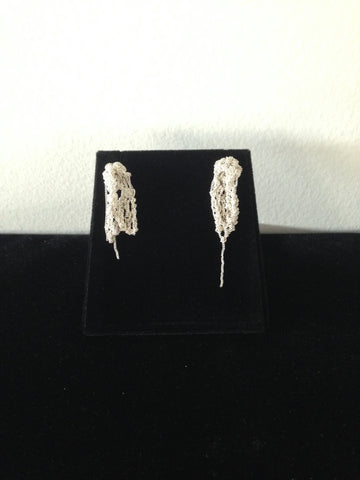 | Drip Earrings - Silver |