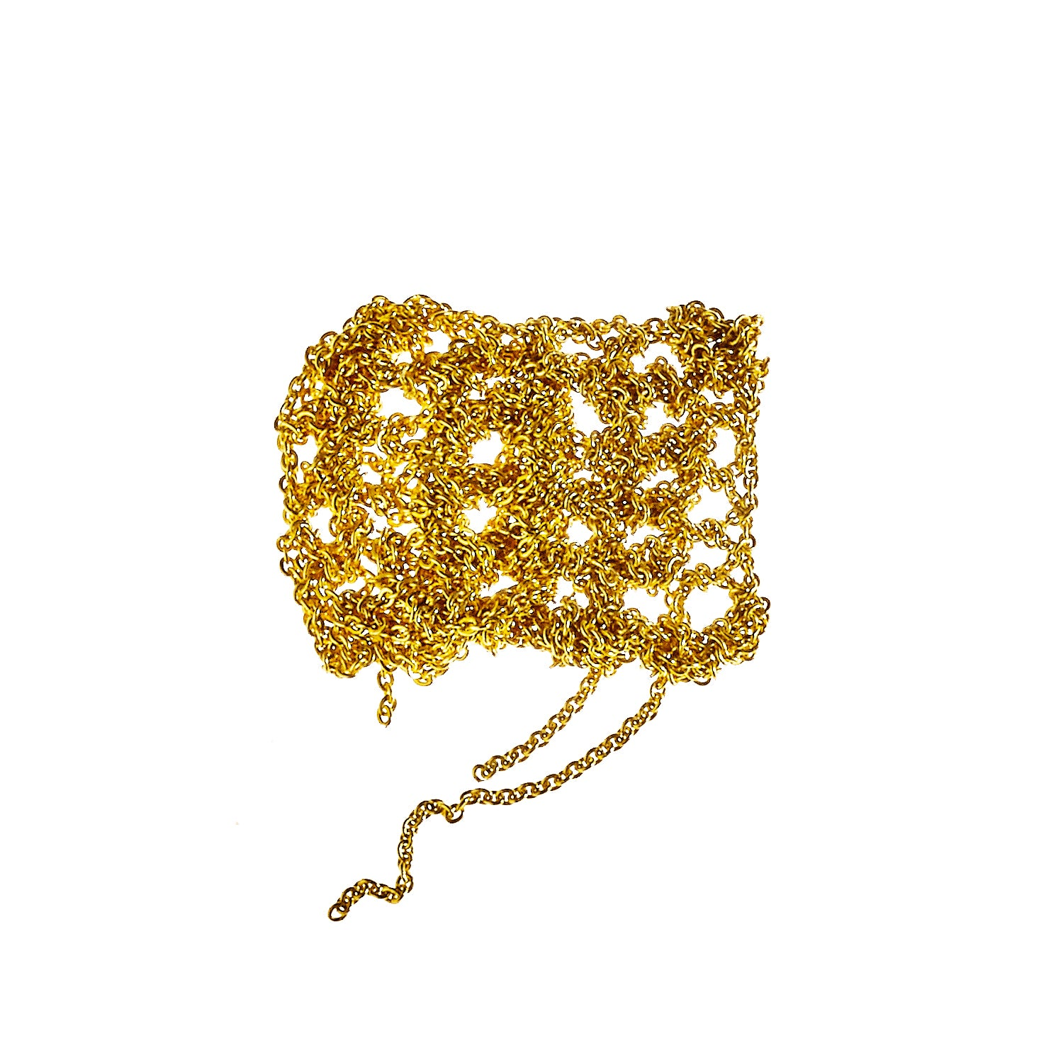 Connection Bracelet in Gold