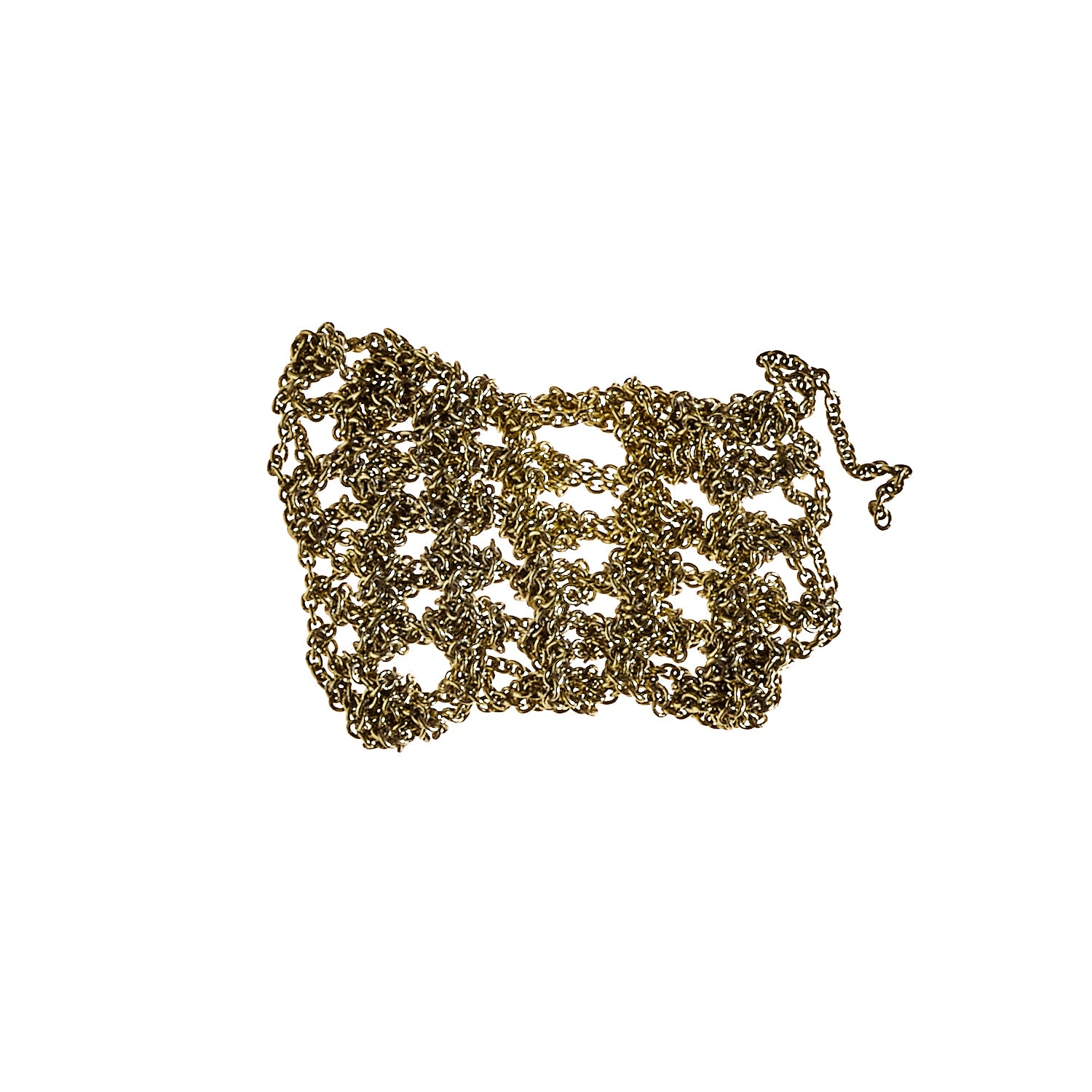 Temperance Bracelet in Haze Gold