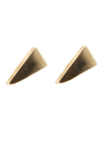 Triangle Shard Earrings