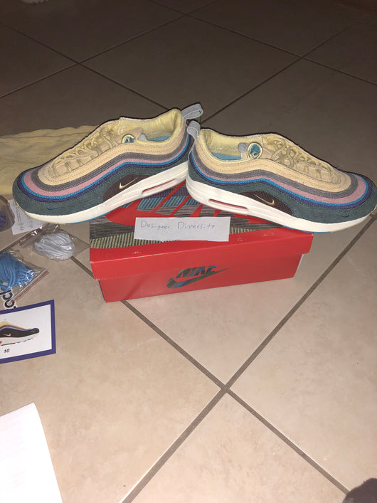 huge selection of ebf36 f935f Air Max 1/97 Sean Wotherspoon (All Accessories and Dustbag ...