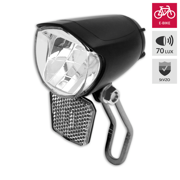 Lynx koplamp E-Bike Max 70LUX