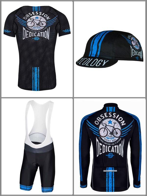 Ondershirt heren Bike Obsession