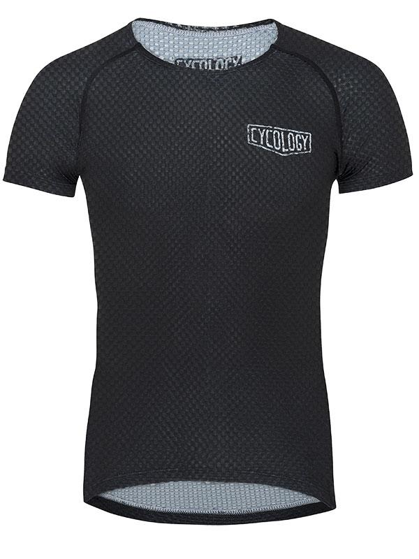 Ondershirt heren Black