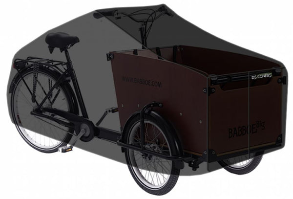 DS Covers Bakfietshoes Cargo 3 wielen
