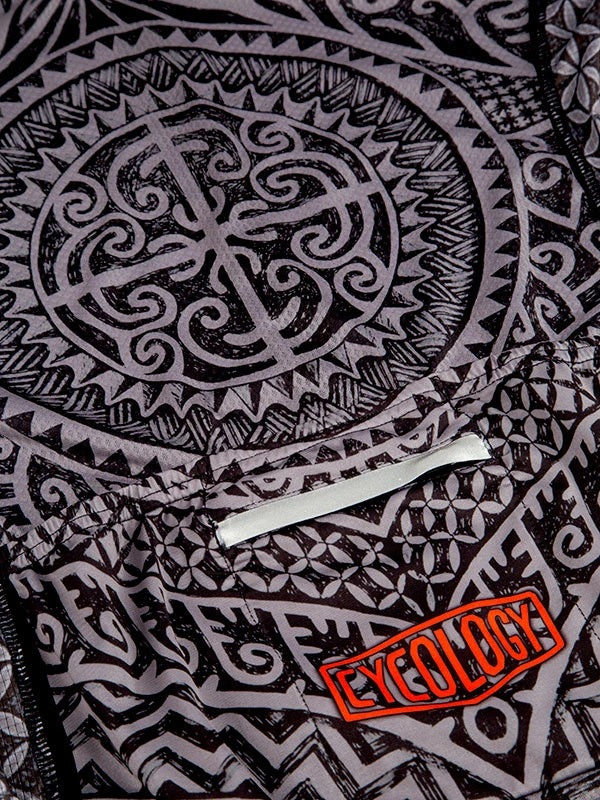 Cycology Tribal Tattoo Heren Fietsshirt