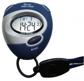 Stopwatch Compact Blauw