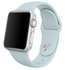 Apple siliconen band turquoise