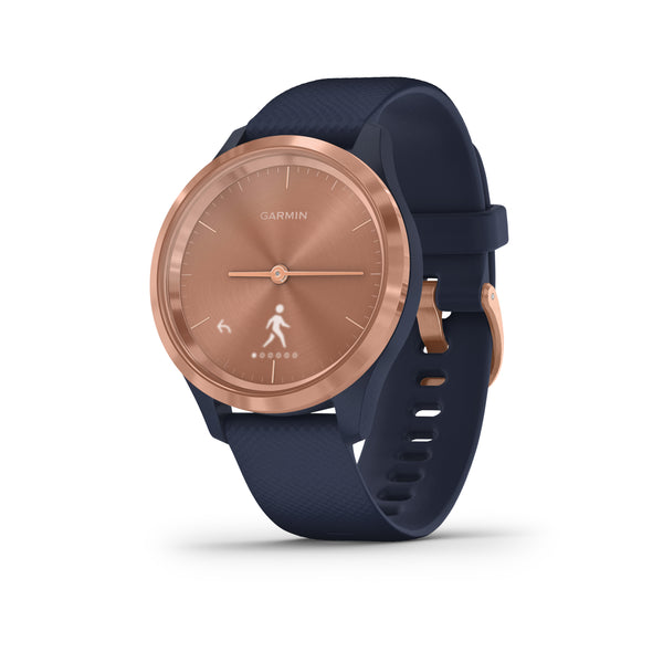 Garmin vivomove 3S Sport Blue-Gold