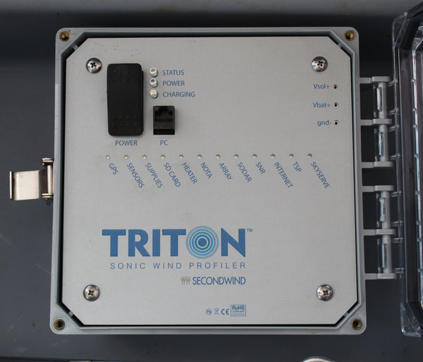 Vaisala (Secondwind) Triton Sodar for wind measurement up to 200 meters