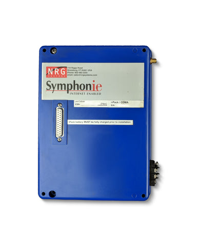 ReNEWed Wind and Solar  - NRG Systems symphonie ipack for symphonie logger