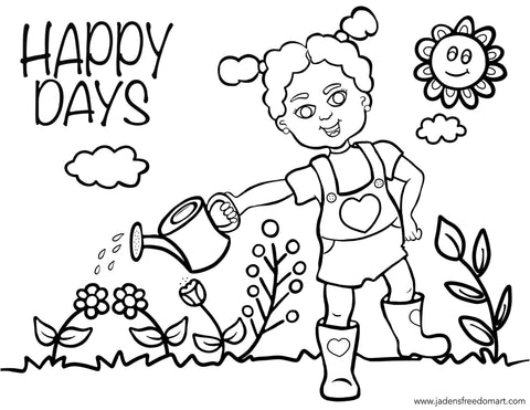 Products Tagged Printable Coloring Pages Jaden S Freedom Art