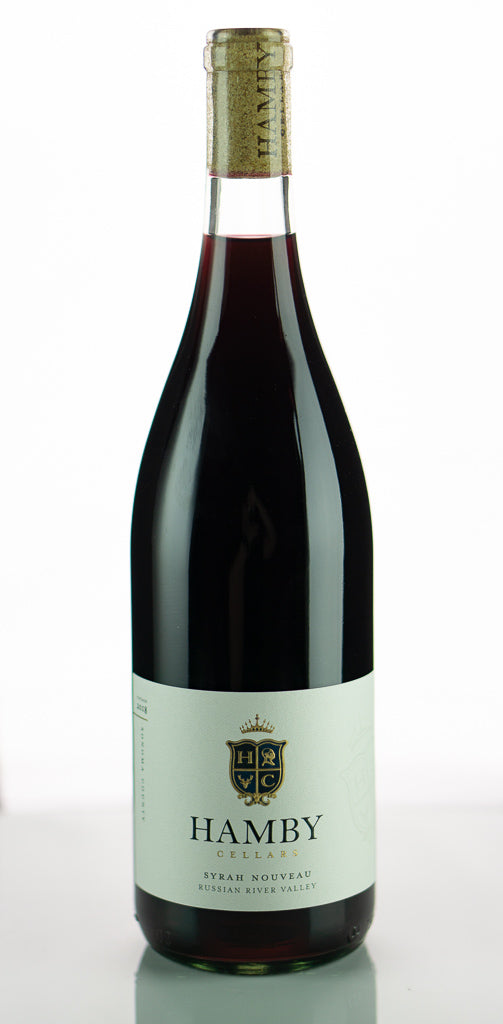 2018 Russian River Valley Syrah Nouveau