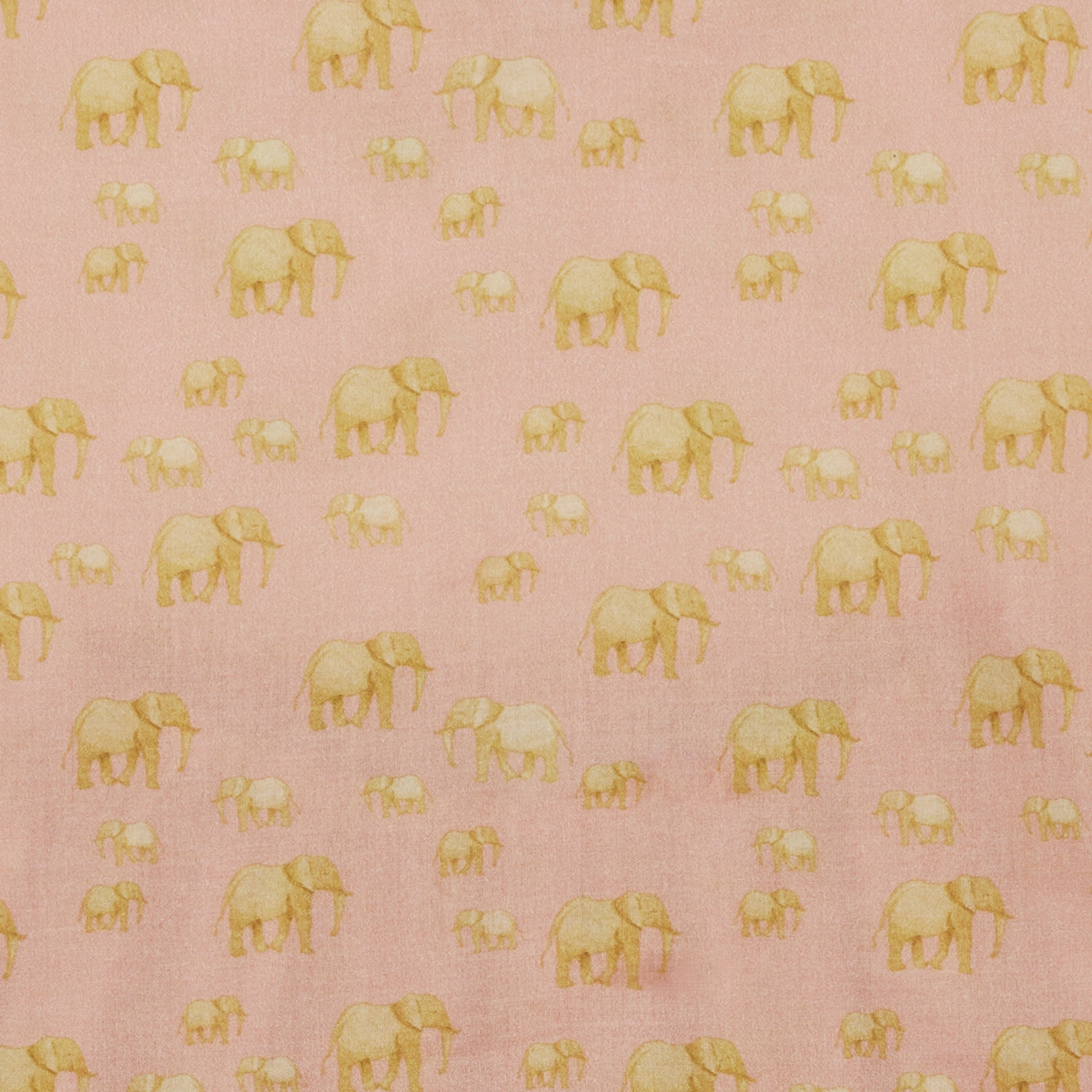 Pyjama CAT Elephants Pink