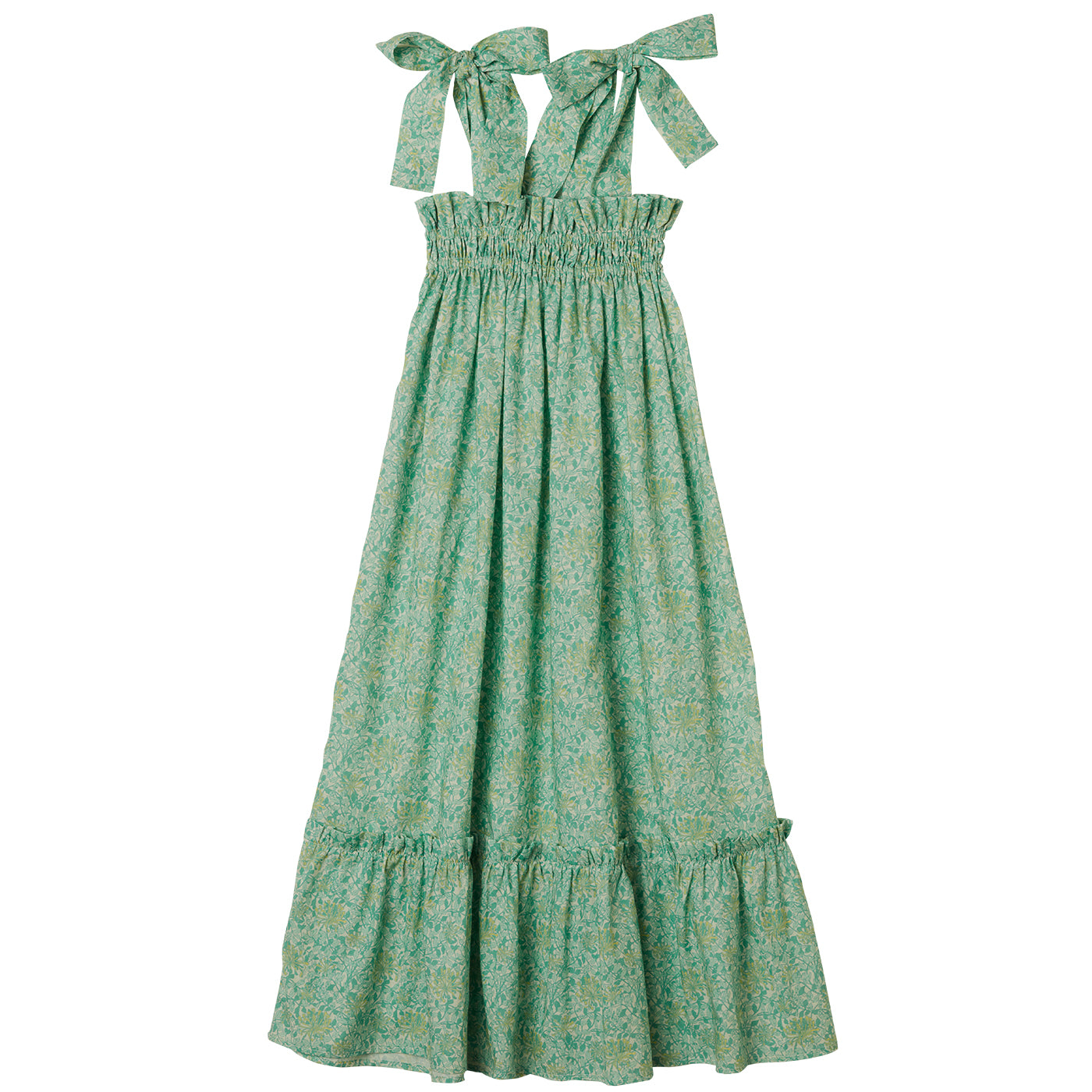 Nightdress EU Flowers Blue