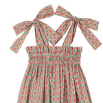 Nightdress EU Geometric Red