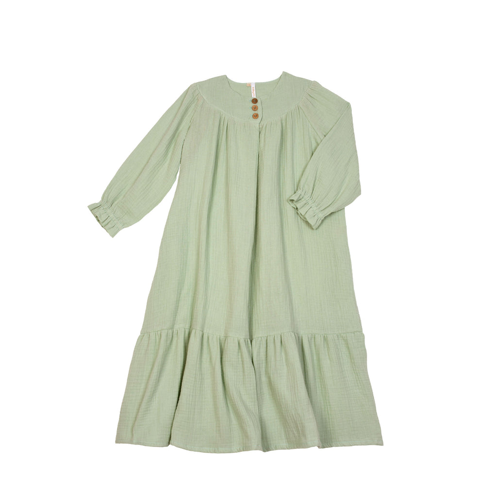 Nightdress CHI Green