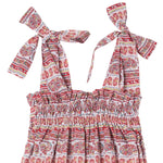 Nightdress EU Coral Ethnic