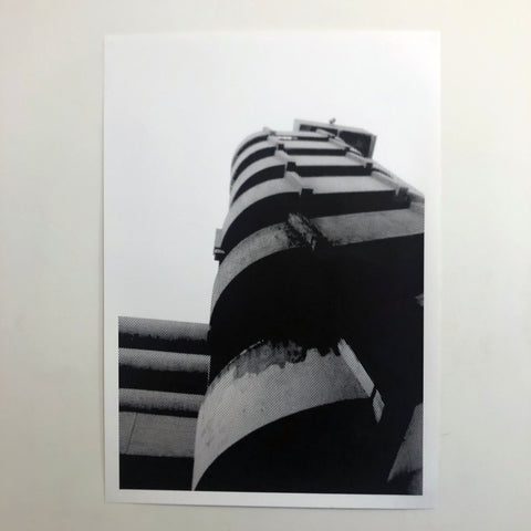 A1 Tricorn Centre Print – Stairwell One