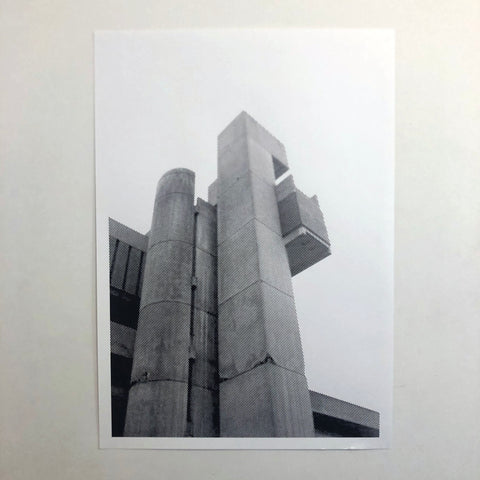 A1 Tricorn Centre Print – Tower One