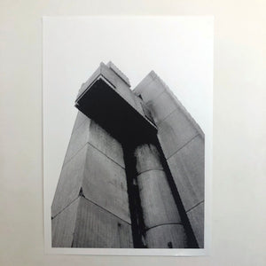 A1 Tricorn Centre Print – Tower Two