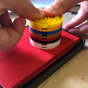 Kids Lego Printing Workshop Age 3-7 (15/09/2019 – 10:30-11:15am) - foursandeights