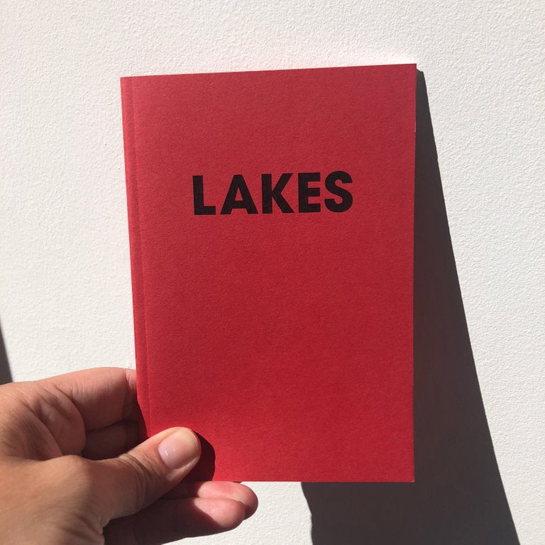 LAKES - POMPEY TYPE SERIES - A6 COLORPLAN NOTEBOOK - foursandeights