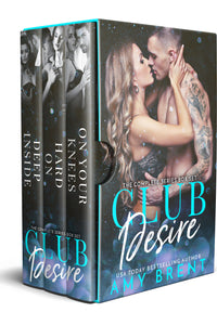 Club Desire (Box Set)