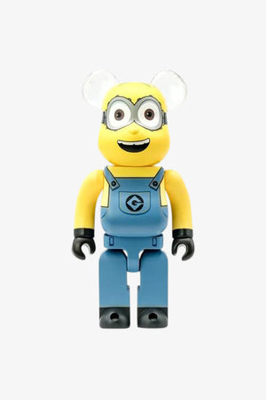 "FRAME - MEDICOM TOY Despicable Me ""Dave"" Be@rbrick 1000%"