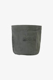 Selectshop FRAME - PUEBCO Canvas Green Pot Cover- Medium Home Dubai
