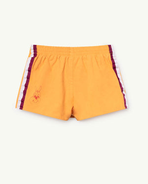 Spider Shorts Yellow