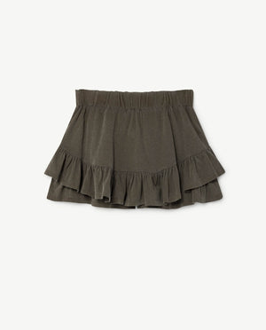 Kiwi Skirt Green Animals