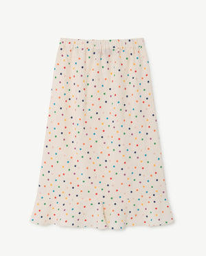 Selectshop FRAME - THE ANIMAL OBSERVATORY Dots Manatee Skirt Kids Dubai