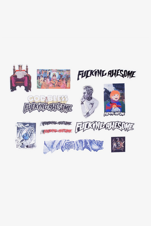 FRAME - FUCKING AWESOME Sticker Pack 2