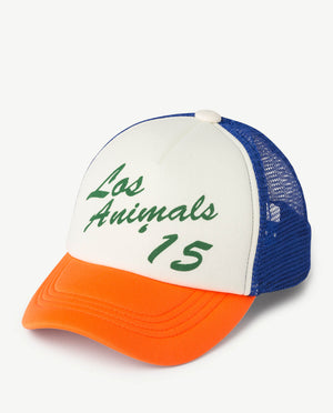 Nylon Hamster Cap Orange Los Animals